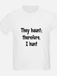 Ghost Hunter's Philosophy T-Shirt