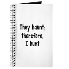 Ghost Hunter's Philosophy Journal