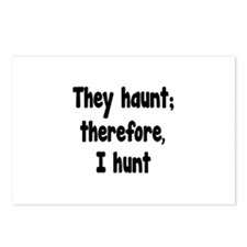Ghost Hunter's Philosophy Postcards (Package of 8)