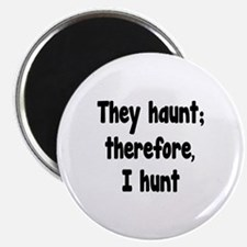 "Ghost Hunter's Philosophy 2.25"" Magnet (100 pack)"