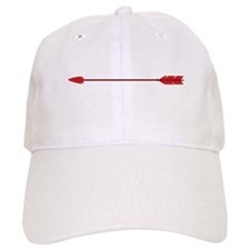Red Arrow Baseball Baseball Baseball Cap
