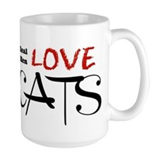 Real Men Love Cats Mugs