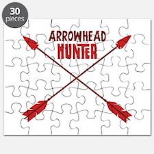 ARROWHEAD HUNTER Puzzle
