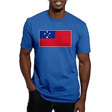 Samoa Flag T