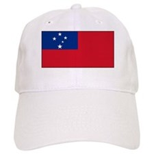 Samoa Flag Baseball Cap