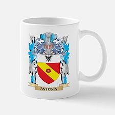 Antonin Coat Of Arms Mugs