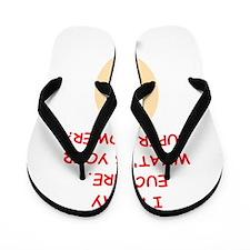 EUCHRE2 Flip Flops