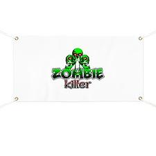 Zombie Killer Banner