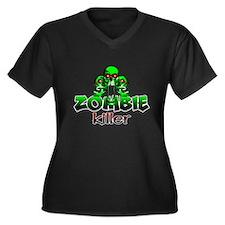 Zombie Killer Plus Size T-Shirt