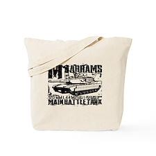 M1A2 Abrams Tote Bag