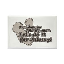 Do It For Johnny [Outsiders] Rectangle Magnet