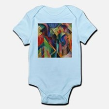 Stables by Franz Marc (M) Body Suit