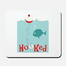 Hooked Mousepad