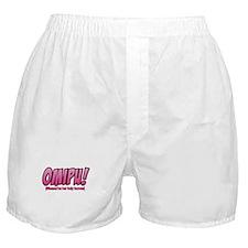 OMIPU! Boxer Shorts