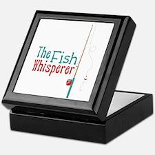 The Fish Whisperer Keepsake Box