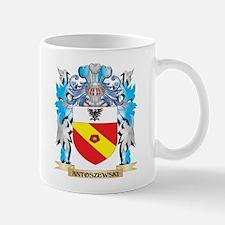 Antoszewski Coat Of Arms Mugs