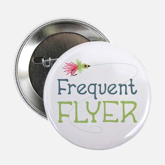 "Frequent Flyer 2.25"" Button"