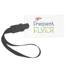 Frequent Flyer Luggage Tag