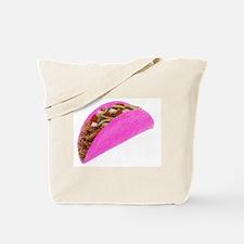 Pink Taco Tote Bag