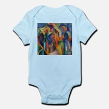 Stables by Franz Marc (R) Body Suit