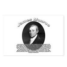 James Monroe 01 Postcards (Package of 8)