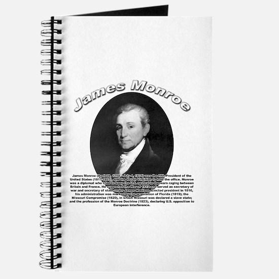 James Monroe 01 Journal