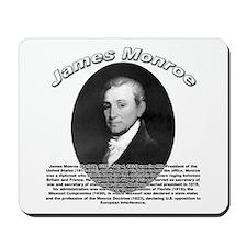James Monroe 01 Mousepad