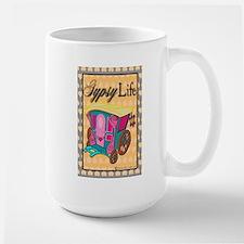 Bohemian Gypsy Chic Mug