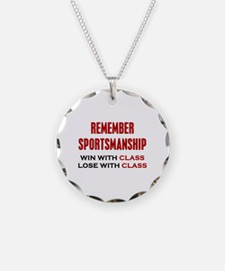 Sportsmanship Necklace