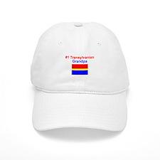 #1 Transylvanian Grandpa Baseball Cap