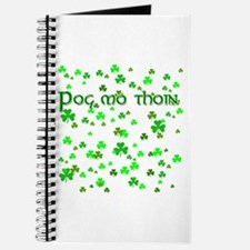 Shamrocks Pog Mo Thoin Journal