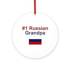 Russia #1 Grandpa Keepsake Ornament