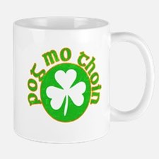 Pog Mo Thoin Circle Mug