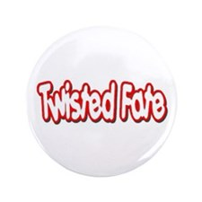 """Twisted Fate Logo 3.5"""" Button (100 pack)"""