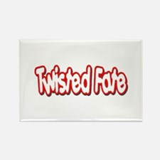 Twisted Fate Logo Magnets