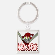 Twisted Fate Graphic 001 Keychains