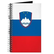 Slovenia Flag Journal