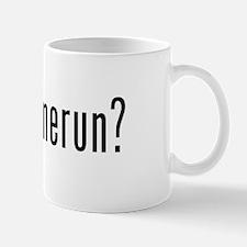 got home run? Mug