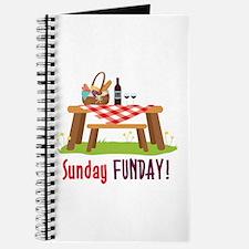 Sunday FUNDAY! Journal