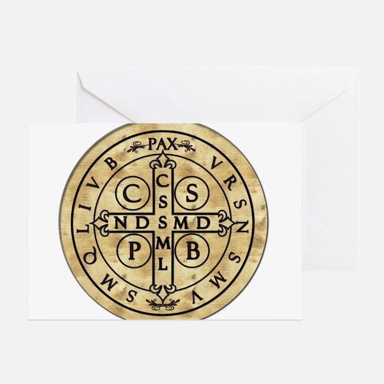 St. Benedict Medal Event Invitation