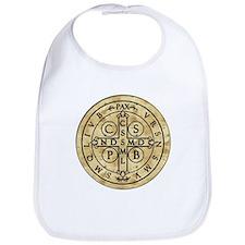 St. Benedict Medal Bib