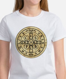 St. Benedict Medal Tee