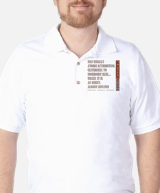 OUTFOXED Golf Shirt
