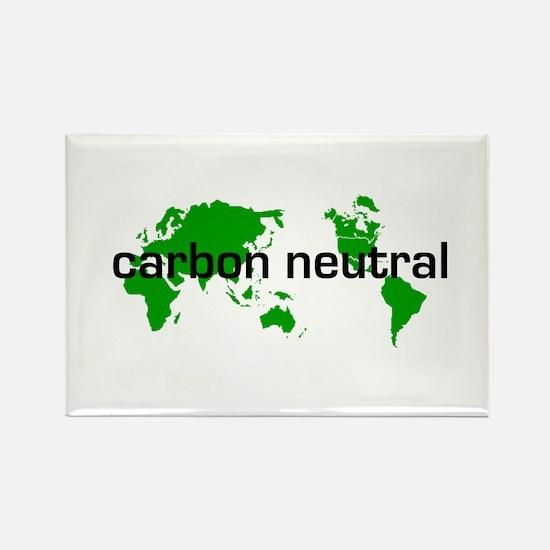 Carbon Neutral Rectangle Magnet