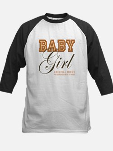 BABY GIRL Kids Baseball Jersey