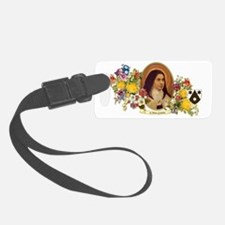 St. Therese of Lisieux Luggage Tag