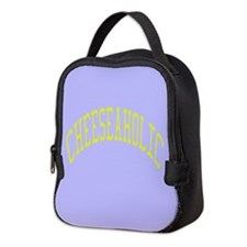 Cheeseaholic Neoprene Lunch Bag