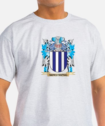 Armstrong Coat Of Arms T-Shirt