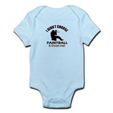 paintball Designs Infant Bodysuit