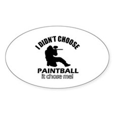 paintball Designs Decal